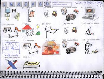 Programa de Estructuración Ambiental Por Ordenador para persoas con Trastornos do Espectro Autista