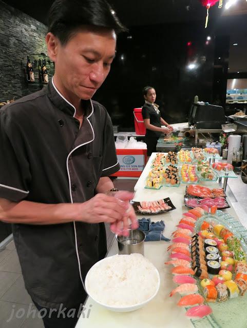 Sushi-Johor