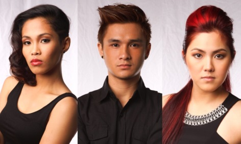 Paolo Onesa, Angelique Alcantara, Isa Fabregas Live Shows Performance - Team Bamboo of The Voice of the Philippines