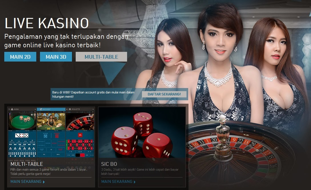 Live Kasino Terbaik | Casino.com