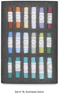 Unison Pastels - Southwest Colors