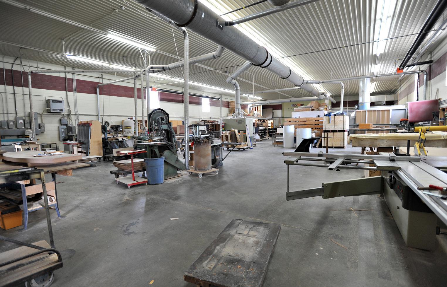 Musings of a Furniture Maker: Wiggers Custom Furniture Ltd. - Company History