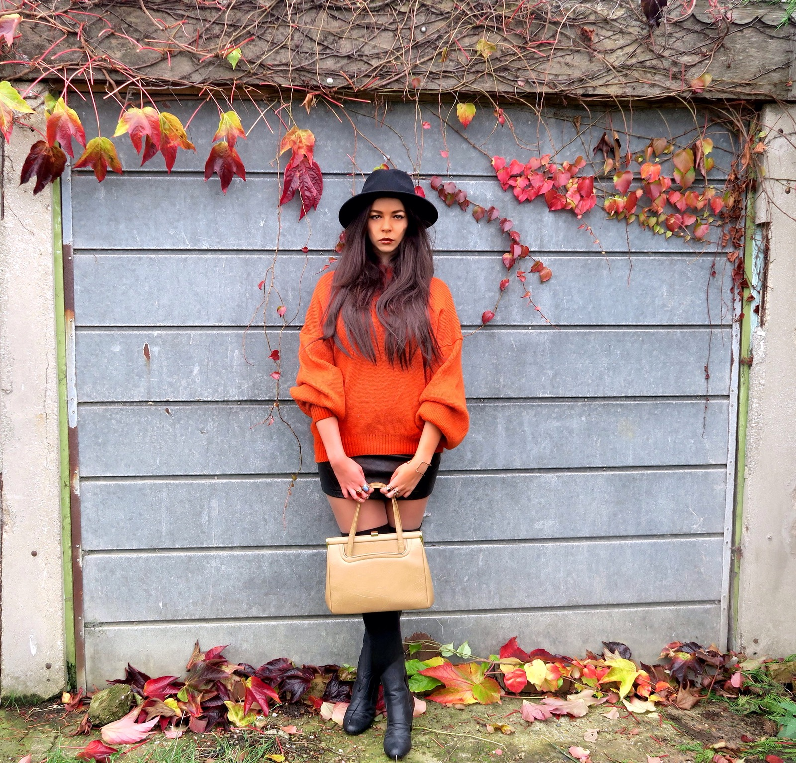 orange-jumper-style @ hayley-eszti