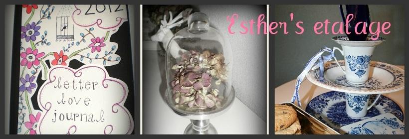 Esther's etalage
