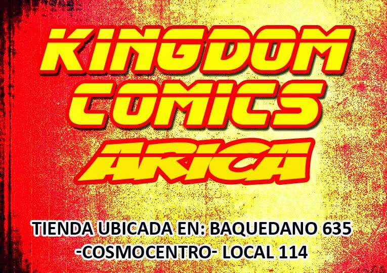 KINGDOM COMIC ARICA