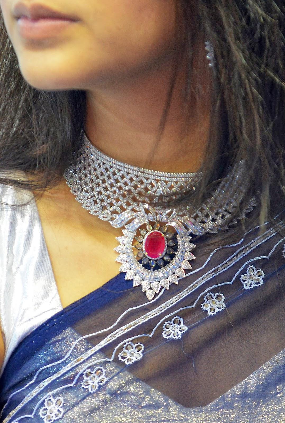 B2B Jewellery and Gem Fair, Business, Diamond, Economy, Fair, Fashion, Gem Fair, India, Jewellery, Jewellery Fair, Necklace, New Delhi,