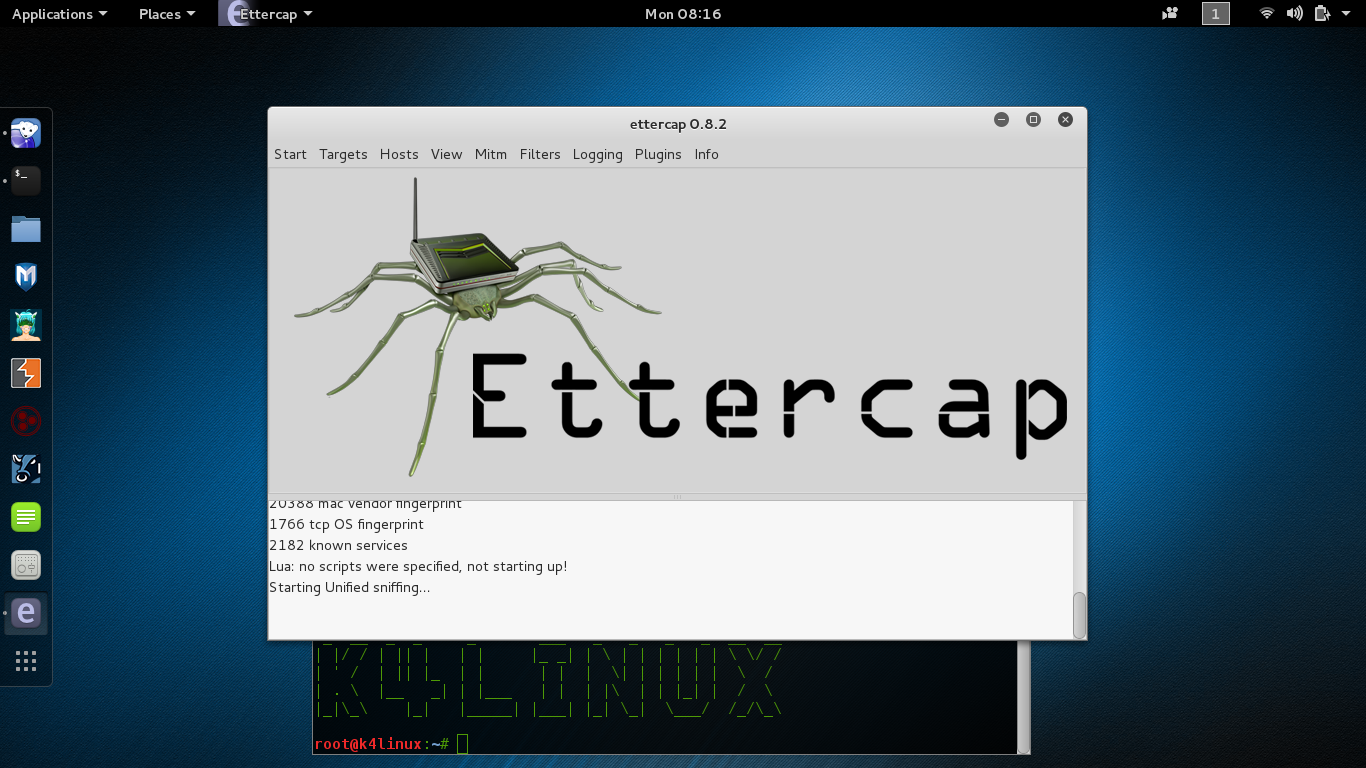Kali linux tutorials dos attack using slowhttptest k4linux kali linux tutorials ddos attack using ettercap baditri Image collections
