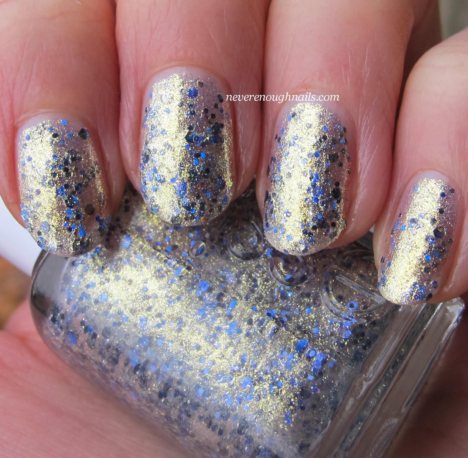 Essie Chunky Glitter Nail Polish | Hession Hairdressing