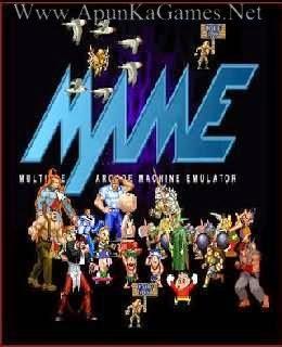 Mame32 PC Games Screenshots