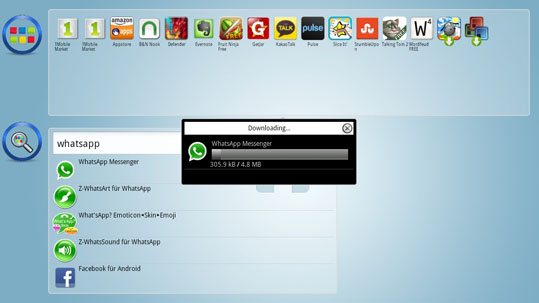 whatsapp emulator for pc