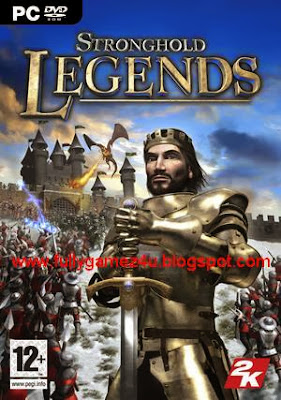 Download Stronghold Legends Game For PC