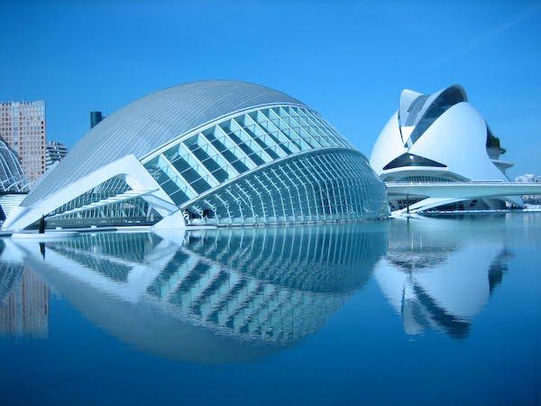 casa de opera Calatrava