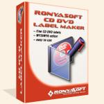 RonyaSoft CD DVD Label Maker 2.02.10 + Keygen 1