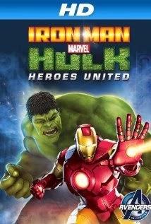 Homen de Ferro E Hulk Super Herois Unidos