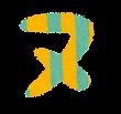 カタカナ ヌ イラスト文字