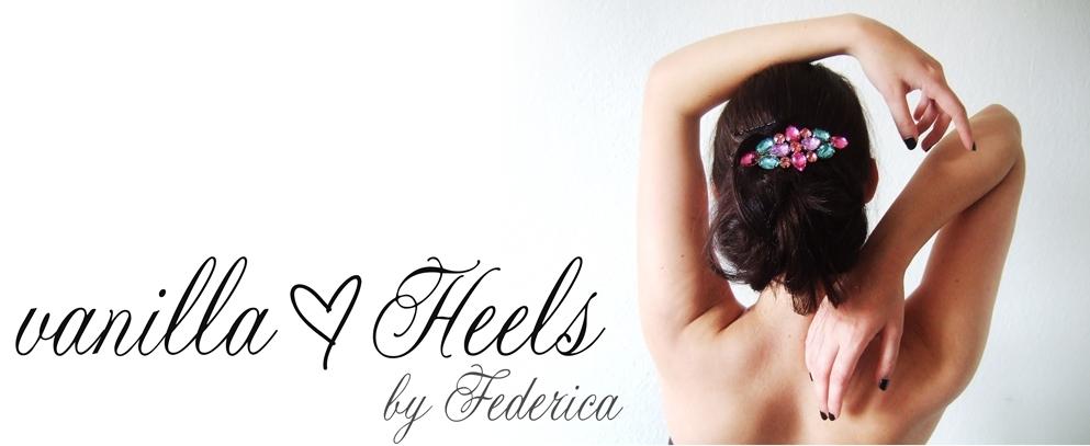 vanillaHeels. | by Federica