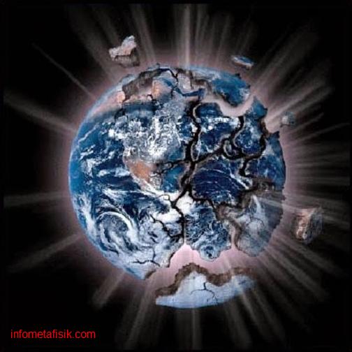 Bukti Kiamat Ditemukan pada Sistem Tata Surya Lain