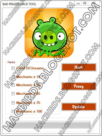TRE Bad Piggies Hack Tool