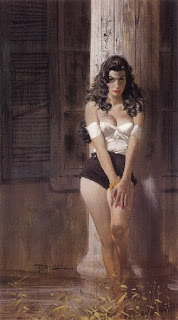 Mujeres Flacas Pinturas Artisticas