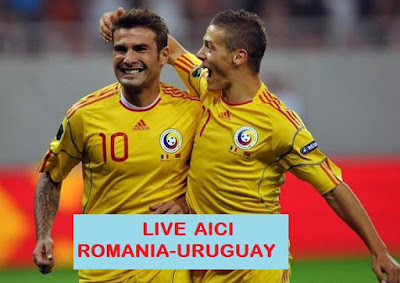 romania uruguay live online in direct pe internet
