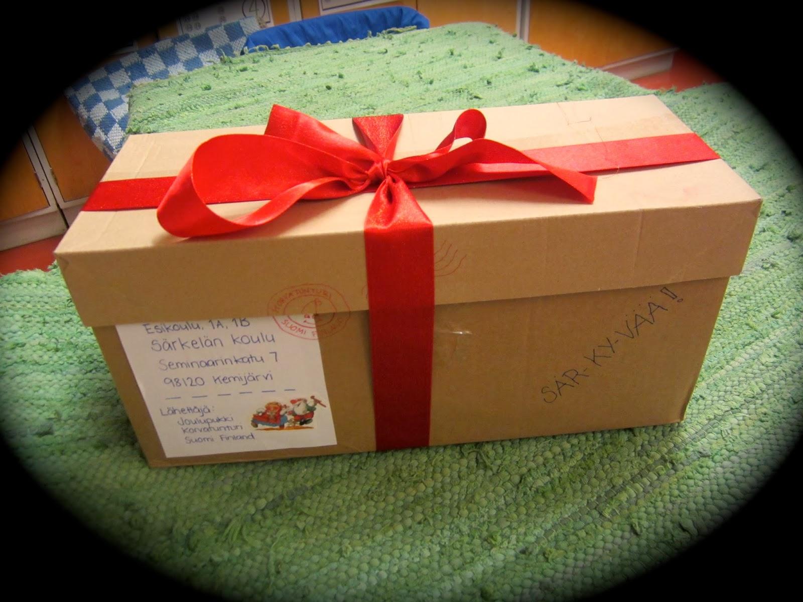 postipaketit joulu 2018 OpenIdeat: Äitien ja isien joulu uhkasi peruuntua postipaketit joulu 2018