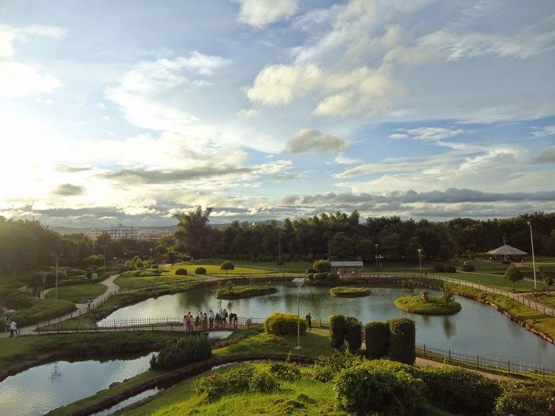 Japanese garden, Pune