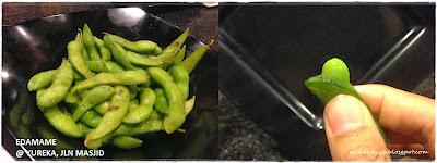 edamame japanese green beans