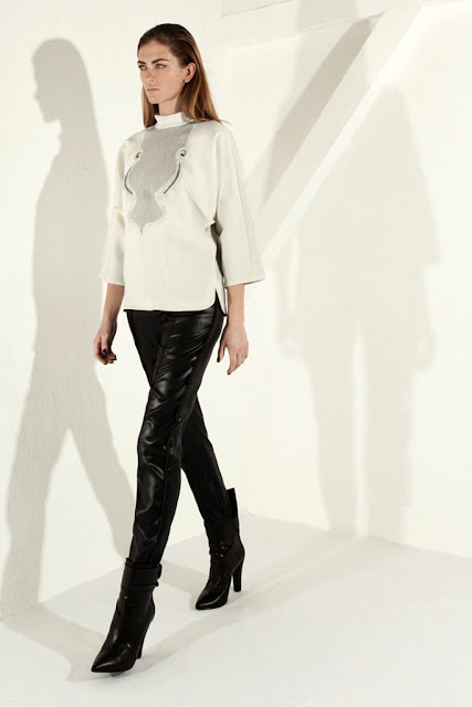 Sophia Kokosalaki Lookbook Winter 2013