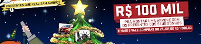 Promoção de Natal Netshoes