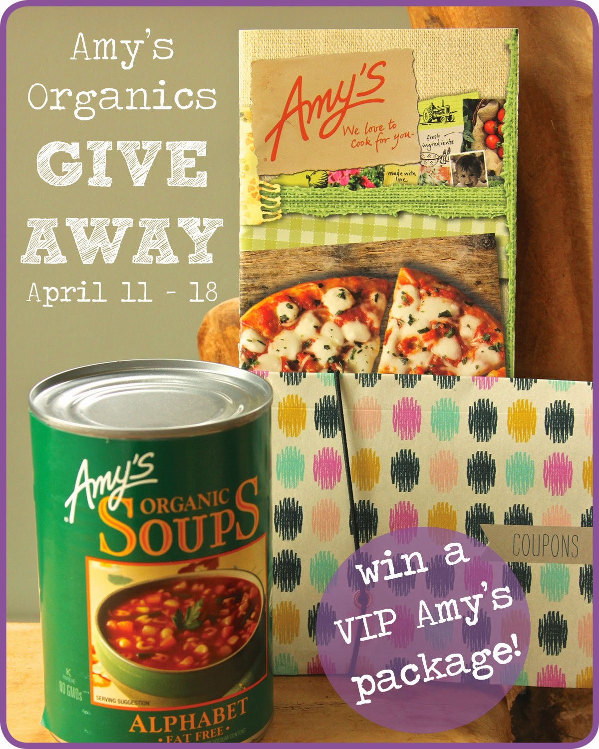 Organic Food Companies Giveaways