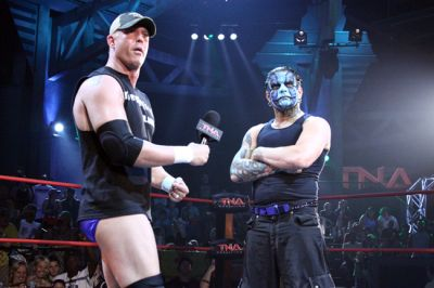 Jeff Hardy TNA 2010