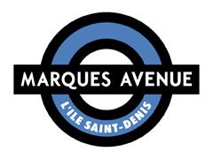 marques avenue l ile saint denis les magasins d 39 usine en france. Black Bedroom Furniture Sets. Home Design Ideas