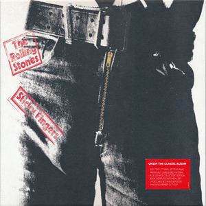 CD dan Dvd Konser : The Rolling Stones - Sticky Fingers (1971), jual dvd konser, live musik, musik video,