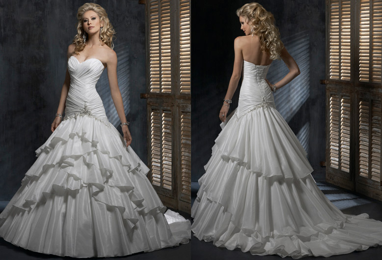Here is Jenna by Maggie Sottero You might find Chinese websites with this