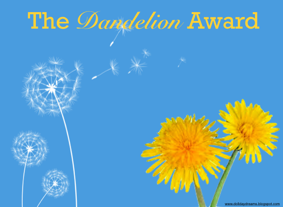 The Dandelion Award