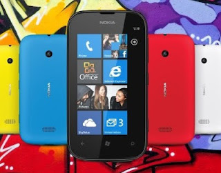 Nokia Lumia 510 update firmware