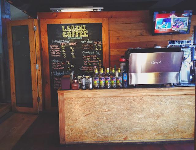 Lagani Coffee Counter Yogyakarta Jalan Cendrawasih