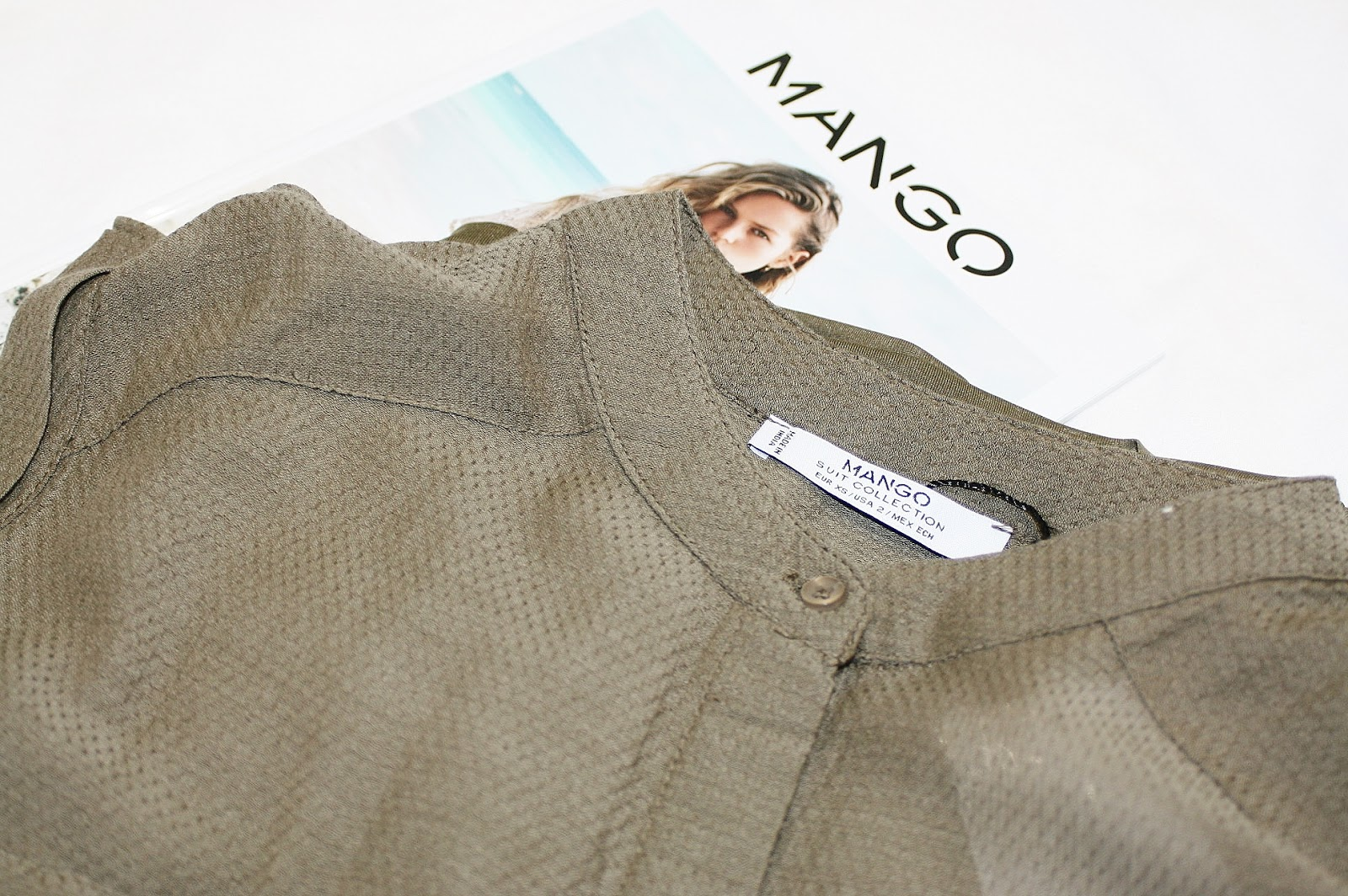 Katherine Penney Chic Daily Pictures Shopping Life Mango