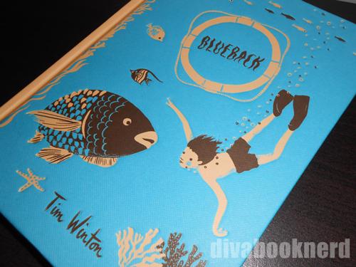 Blueback by Tim Winton   Diva Booknerd