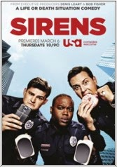 Download - Sirens S01E01 - HDTV + RMVB Legendado