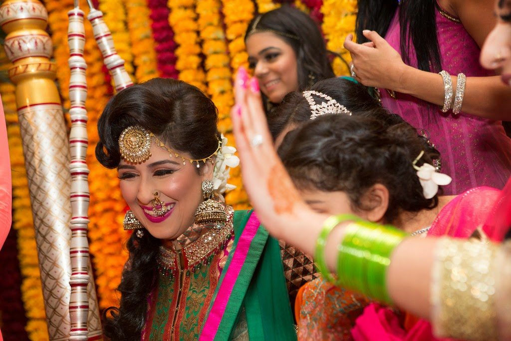 indian wedding, mehndi, bride