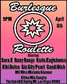 Burlesque Roulette