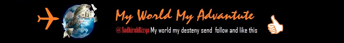 All About Me and My World Happen