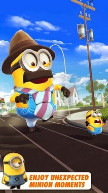 Despicable Me apk - Screenshoot