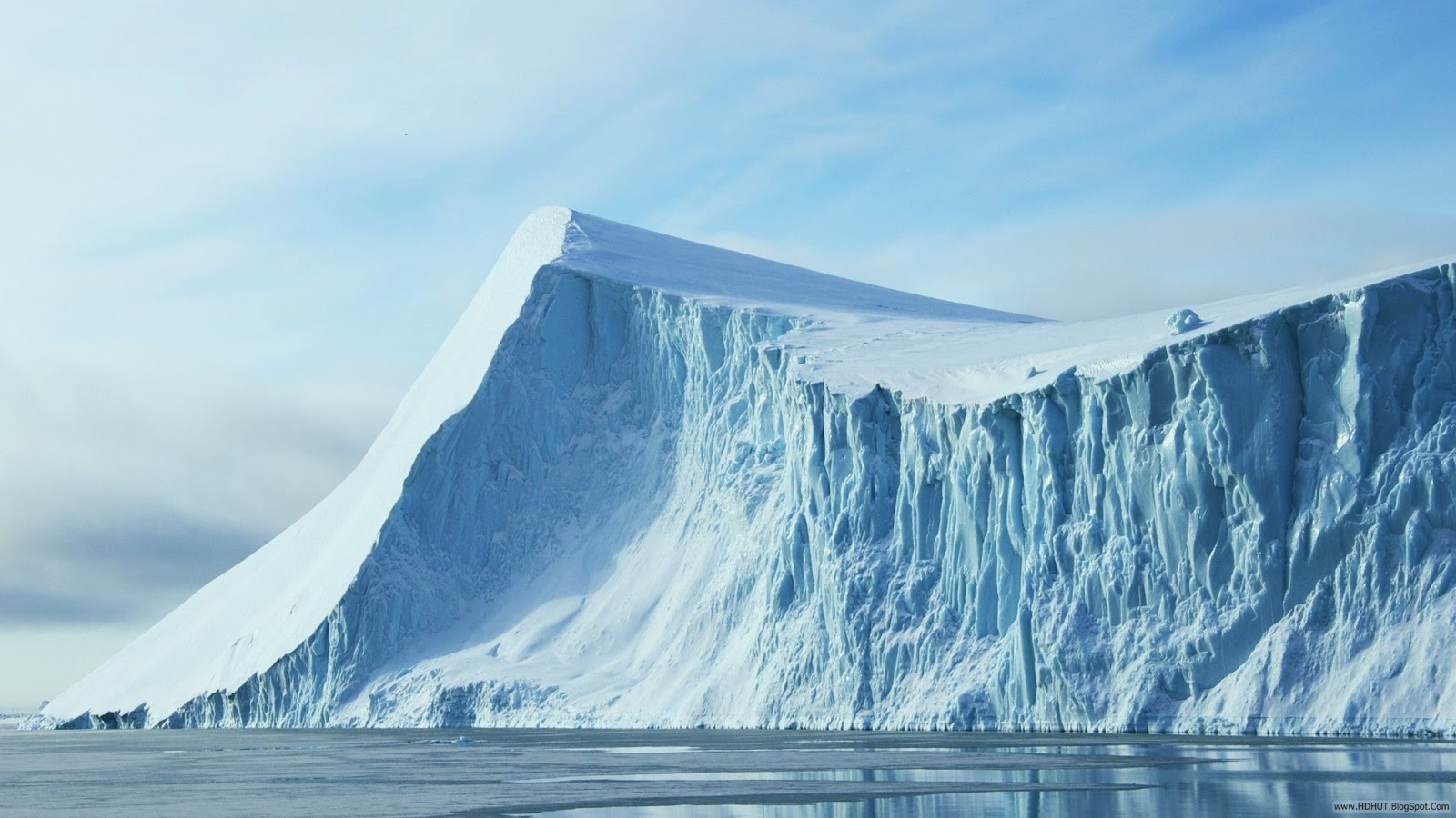 Widescreen wallpapers: iceberg, (1920x1200 px, v95) - wallpapers-web