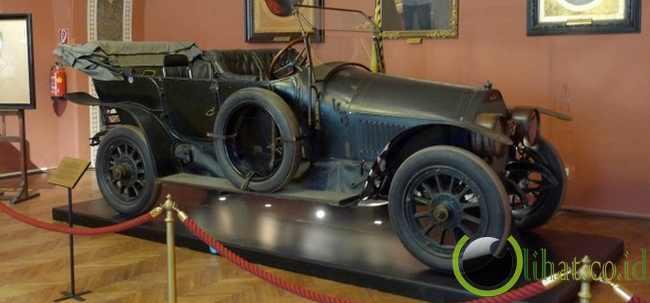 Mobil Franz Ferdinand
