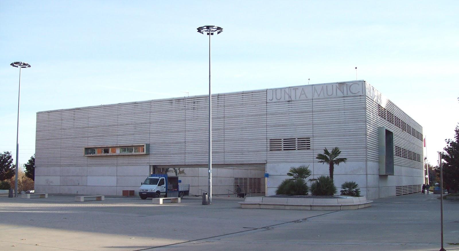 junta municipales de madrid: