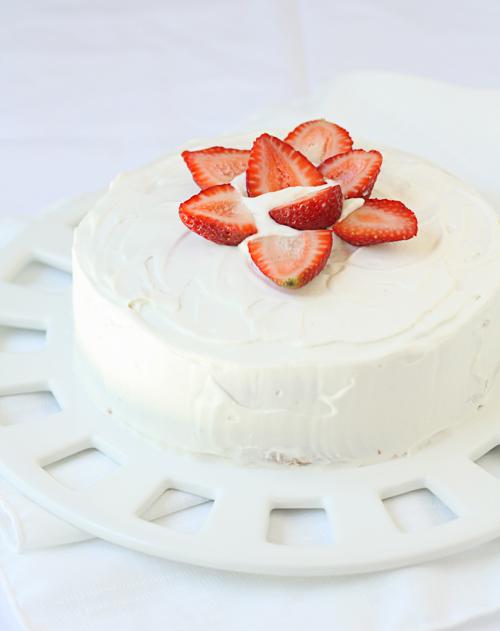 Natsu no rakuen: Japanese Strawberry Shortcake // イチゴの ...