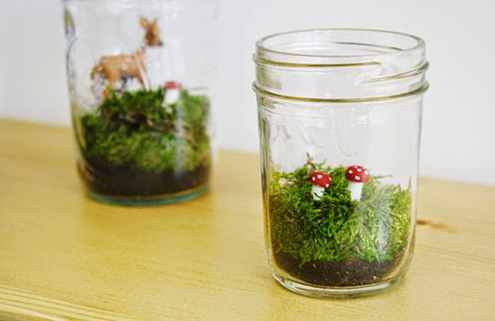 DIY Monday # Fake plants - DIY Monday # Fake Plants - Ohoh Blog