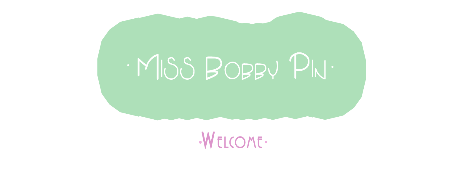 miss bobby pin